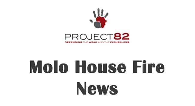 Molo House Fire