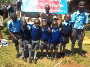 Munaini Primary School Boys - Kenya